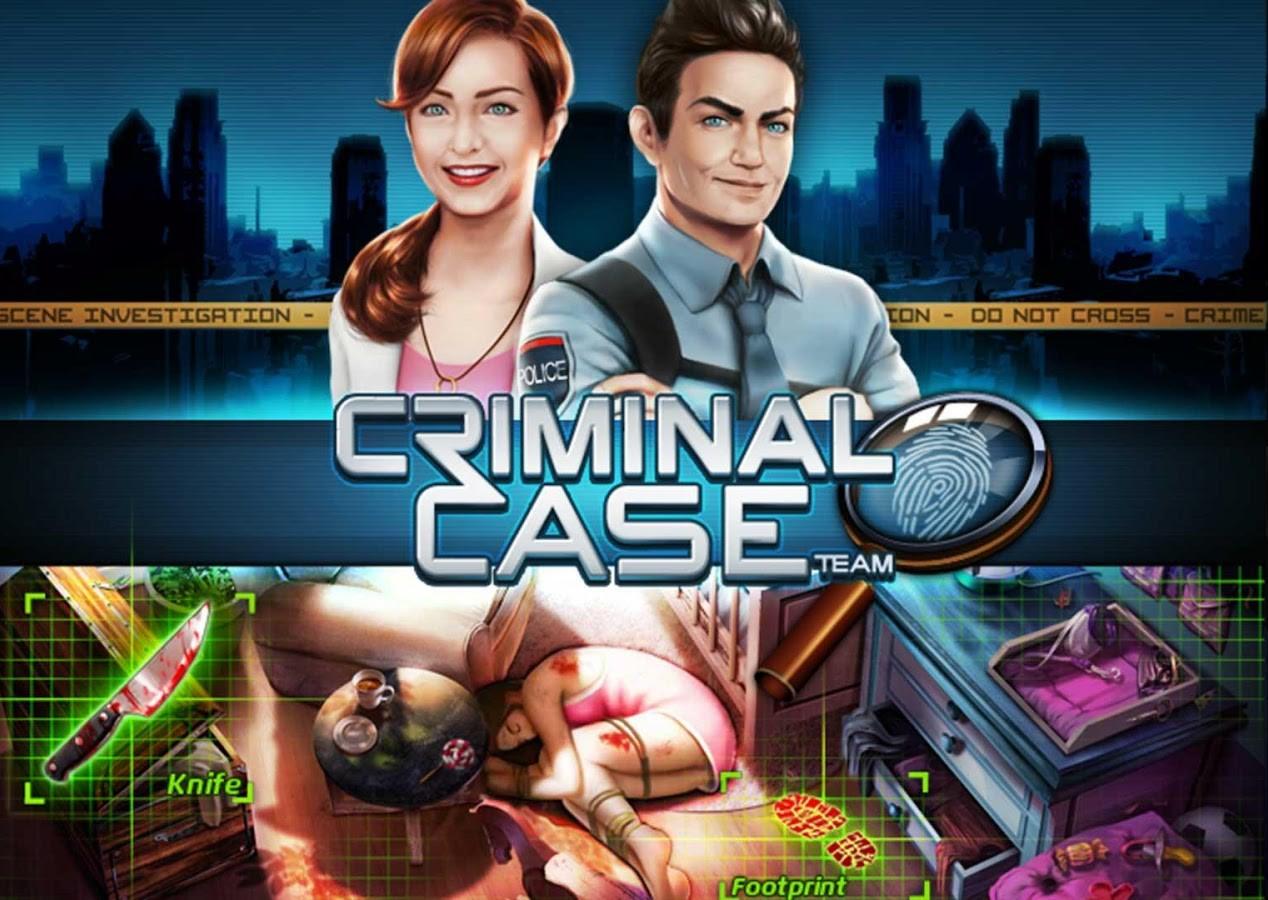 <u>Criminal</u> <u>Case</u> Gioco Gratis