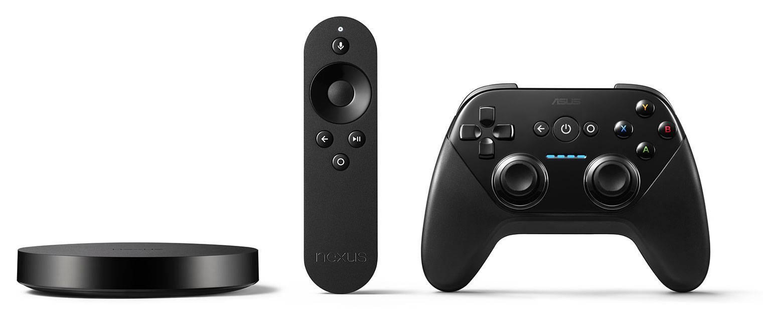 Nexus player: prima console per giochi e Tv di google