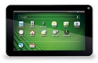 Reset Tablet Inno-Hit Iha c0709