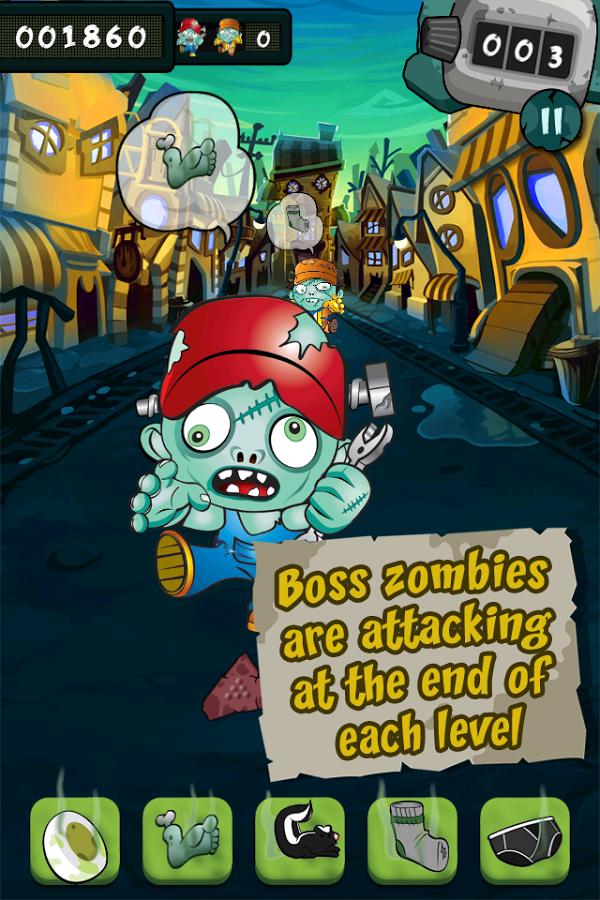 Gioca a  Zombie Zity