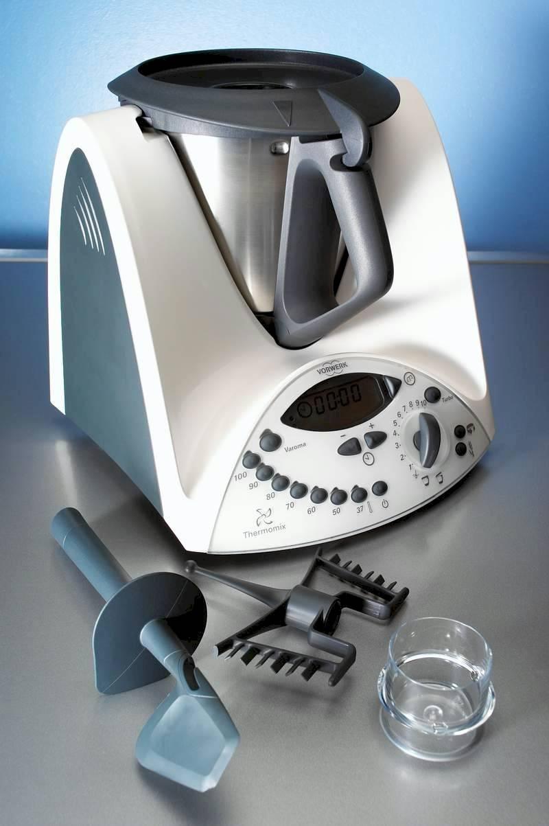 La Tecnologia in Cucina con Bimby ti Aiuta