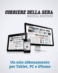 Disattivare l'Abbonamento a Corriere Digital Edition