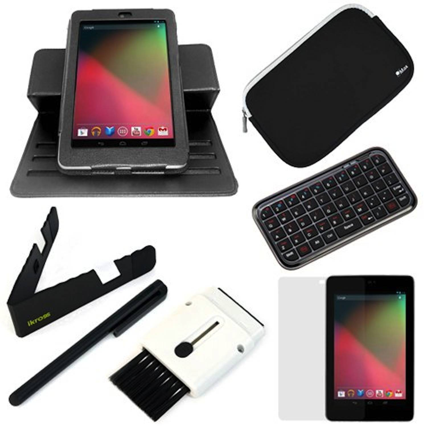 Display Nexus 7 Ricambi e Accessori