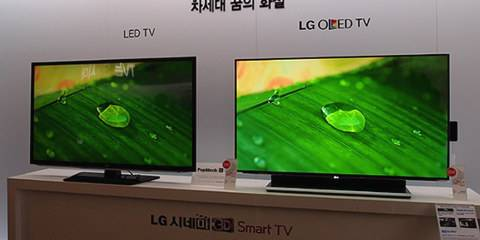 Differenza fra TV LCD, LED, OLED e Plasma