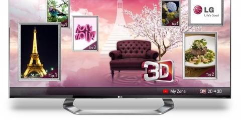 Gamma Televisori 3D LG