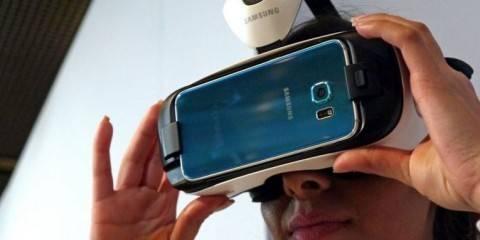 Gear VR per Samsung Galaxy S6
