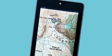 Viewranger – Manuale Italiano e Videoguida per Escursioni Sicure