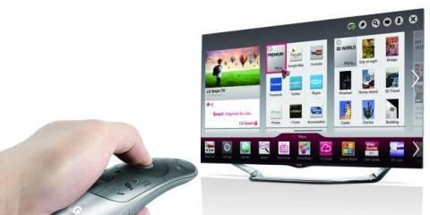Tv LG Abilitati a Premium Play
