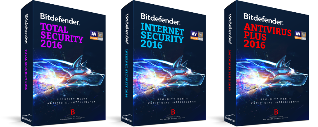 Bitdefender 2016. L'Antivirus per Windows