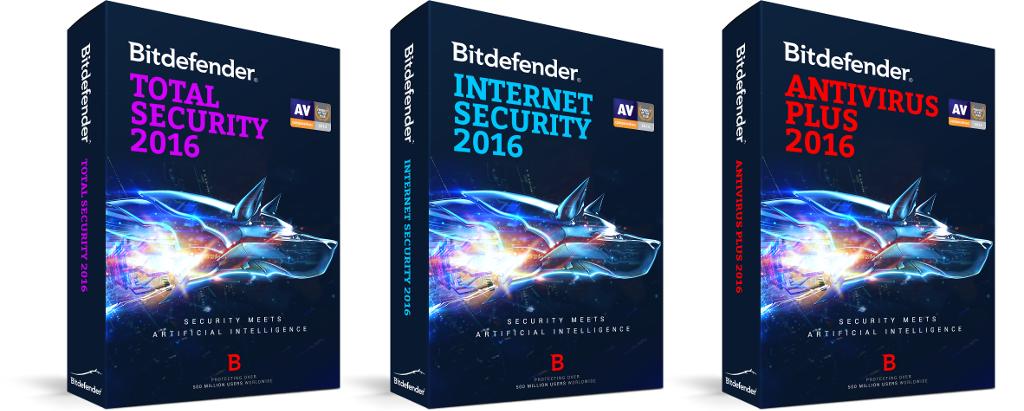 Bitdefender 2016. L'Antivirus per Windows
