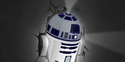 Le Lampade Decorative di Star Wars!