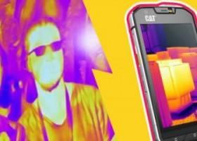 Caterpillar CAT S60 – Lo Smartphone con Camera Termica