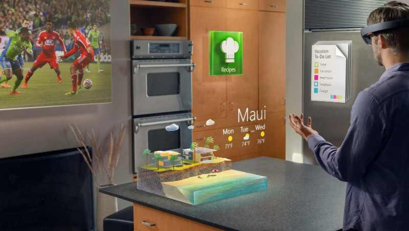 Holoportation – La nuova tecnologia di Microsoft