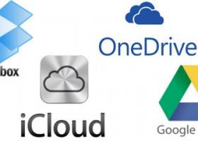 Servizi Cloud Gratis – Google Drive, Dropbox, iCloud o OneDrive?