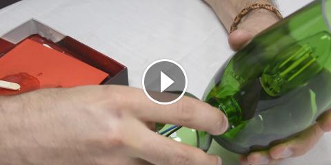 3 Cose da Creare con una Bottiglia di Vetro