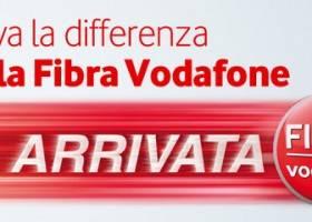 Vodafone Promozioni – Offerta Fibra