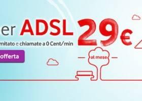 Vodafone Super ADSL a 29 Euro