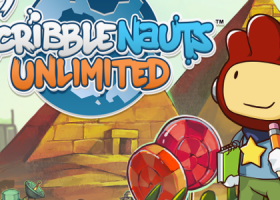 Scribblenauts Unlimited in Italiano – Download del Gioco Online