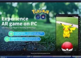 Nox App Player: Pokémon Go