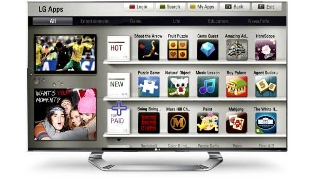 come disinstallare app da lg smart tv. Black Bedroom Furniture Sets. Home Design Ideas