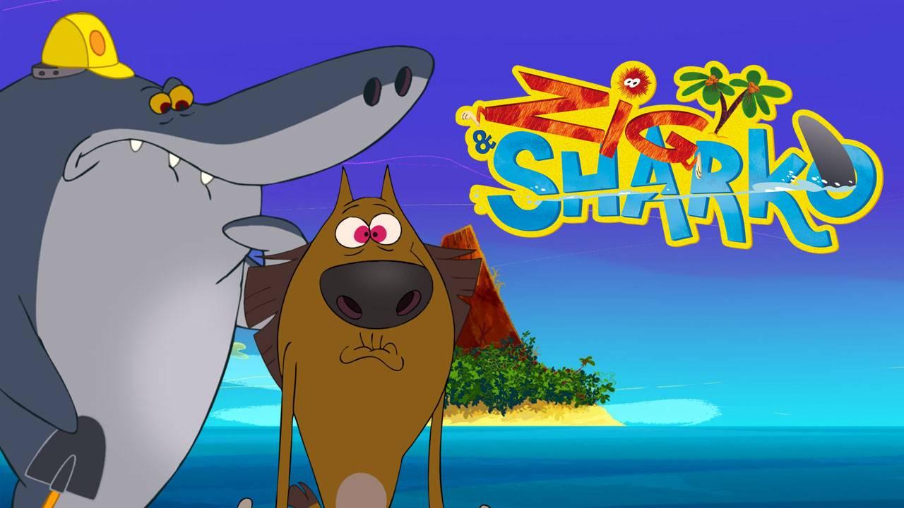 Giocattoli Di Natale Zig E Sharko