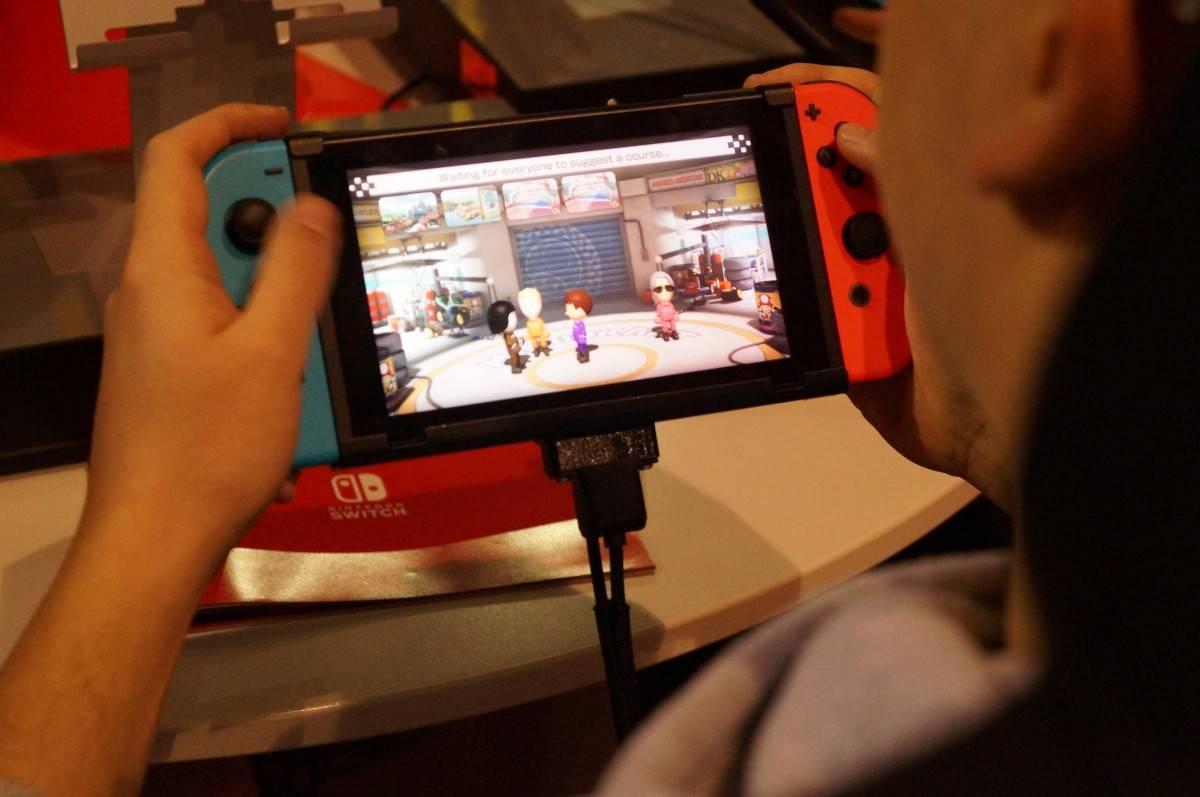 Nintendo Switch – La nostra prova