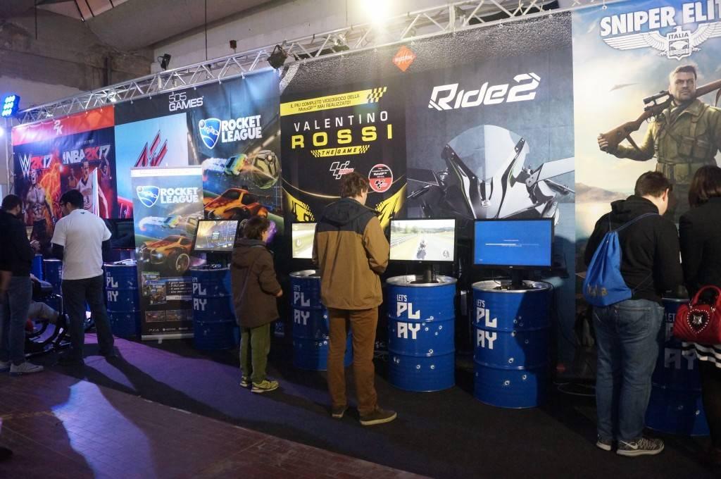 Let's Play - Festival del Videogioco di Roma - Foto Gallery 23