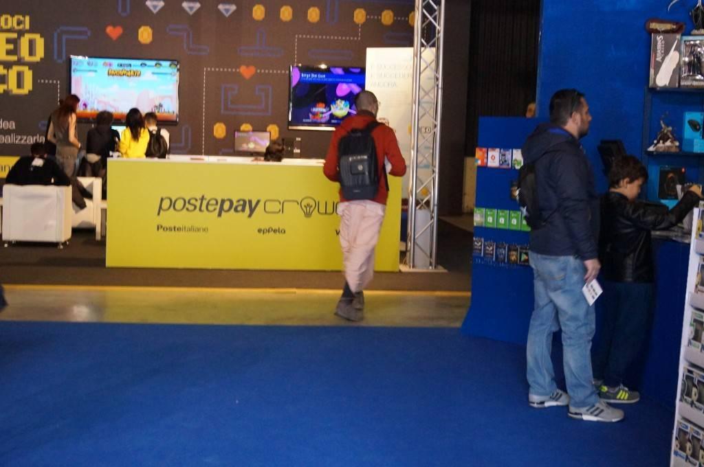 Let's Play - Festival del Videogioco di Roma - Foto Gallery