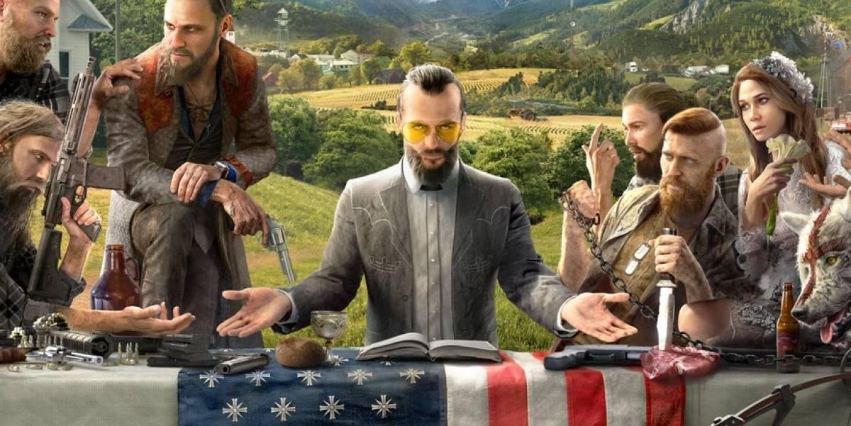 Far Cry 5 in preordine