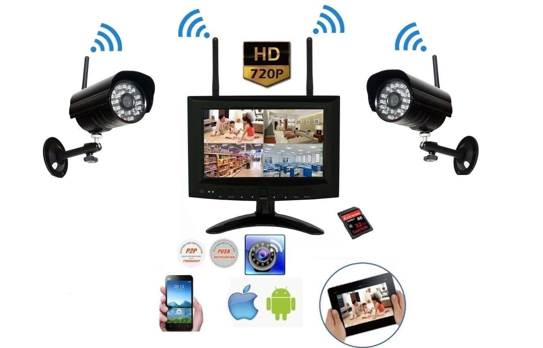 Mini telecamere wireless da esterno soluzioni per for Telecamere da esterno casa