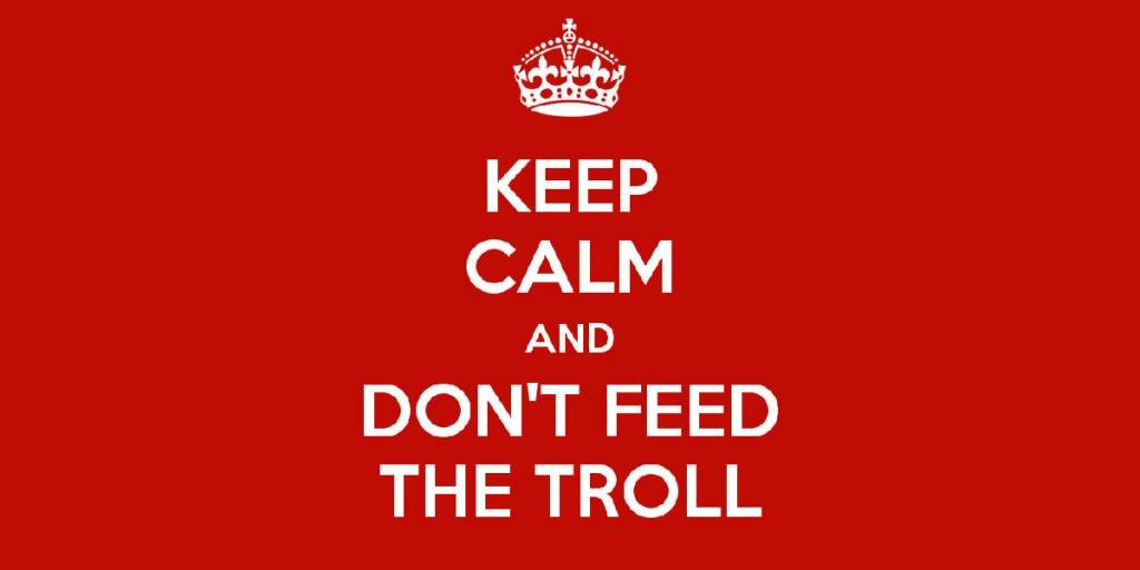 Haters Troll e Cyberbulli