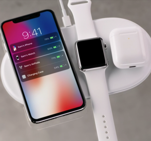 Apple AirPower ricaricherà tre dispositivi con una singola base