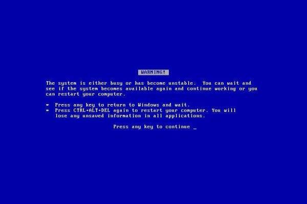 Risolvere gli errori Windows 10 da schermata blu