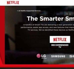 Migliori Smart TV per Netflix sul mercato