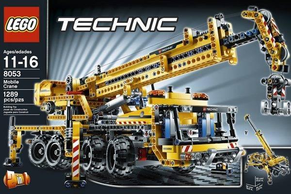 Regala un Lego Technic radiocomandato per Natale