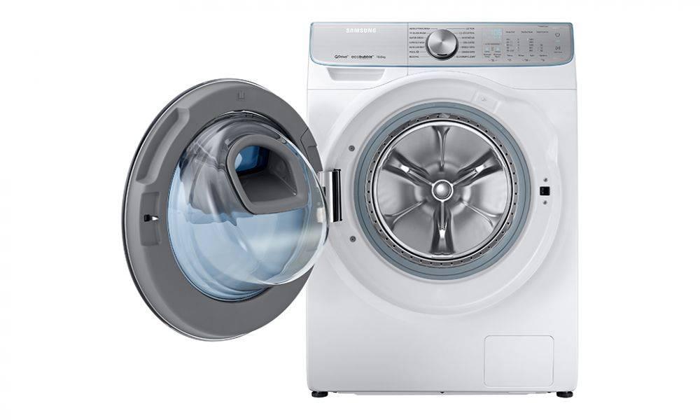 La nuova lavatrice hitech samsung quickdrive l for Peso lavatrice