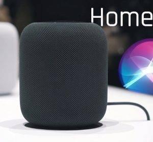 Apple HomePod, il nuovo apparecchio Apple per la casa, una vera chicca