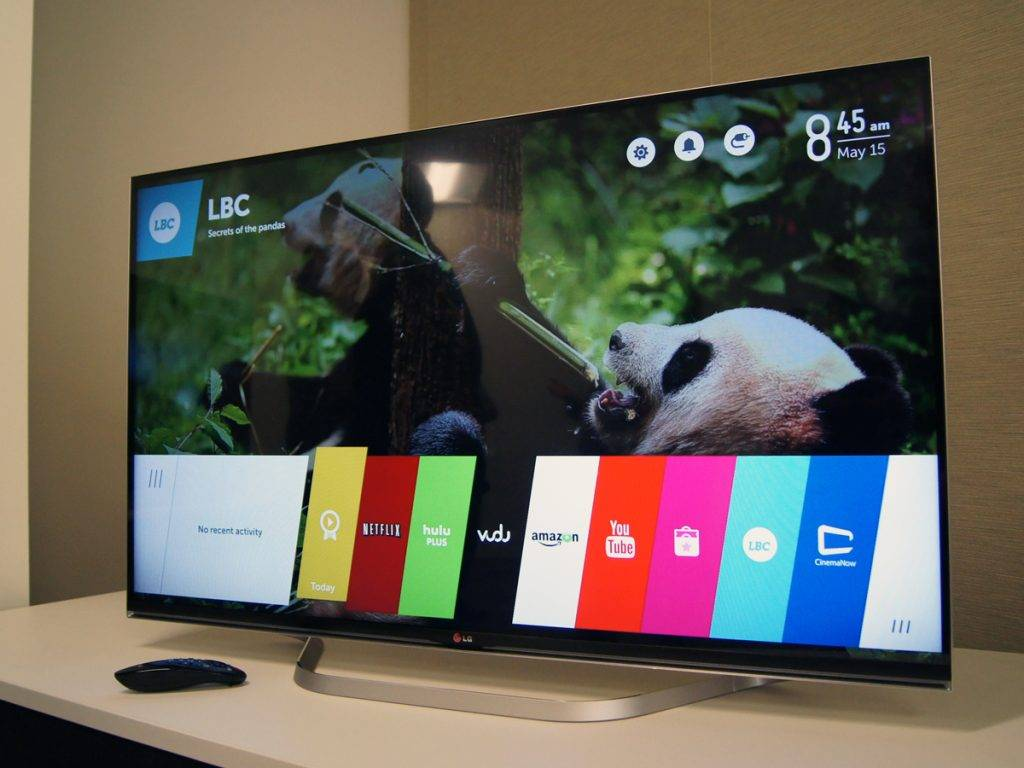 Come liberare memoria LG smart tv