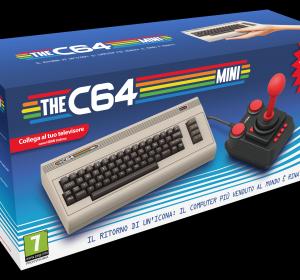 Mini Commodore 64 insieme a tantissimi giochi tornerà a farci giocare