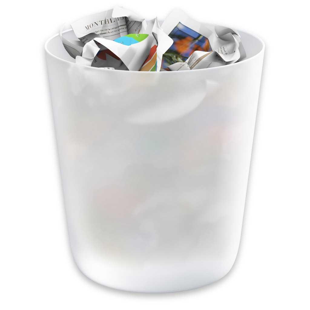 Come svuotare automaticamente il cestino del Mac