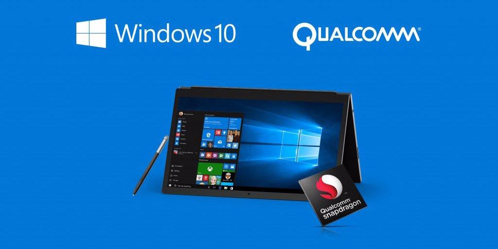 Microsoft PC Windows con ARM