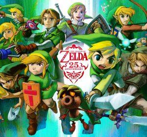 The legend of Zelda il gioco più famoso della Nintendo