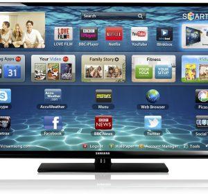 Problemi del browser Smart tv Samsung