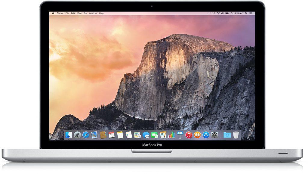 rimuovere i graffi dalla scocca del Macbook