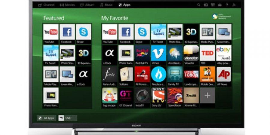 liberare memoria da smart tv Sony