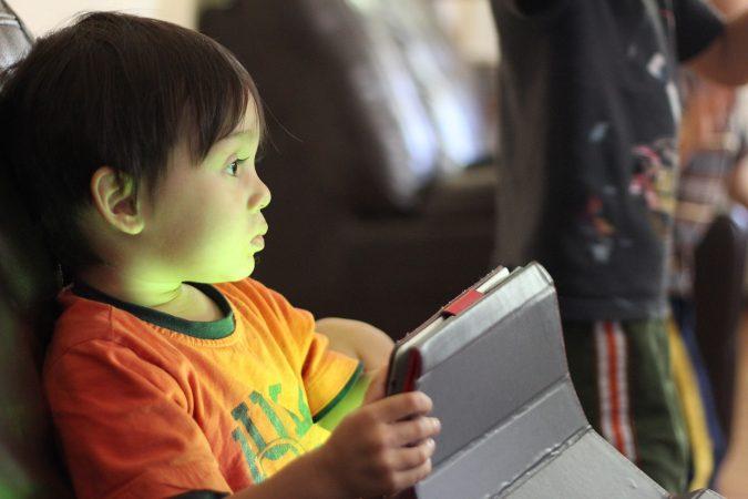 Marche e modelli tablet per bambini