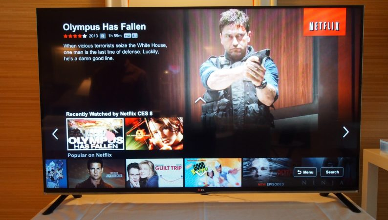 installare Netflix su Smart Tv LG