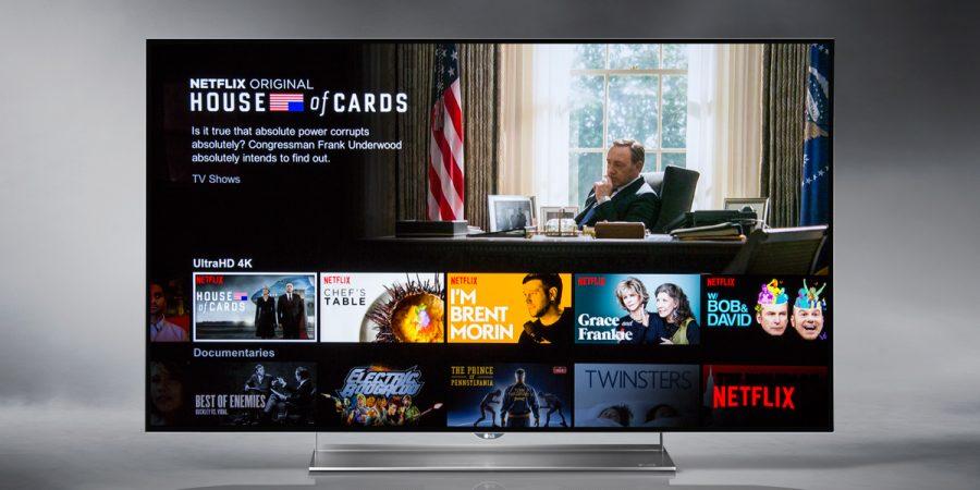 installare Netflix su Smart Tv