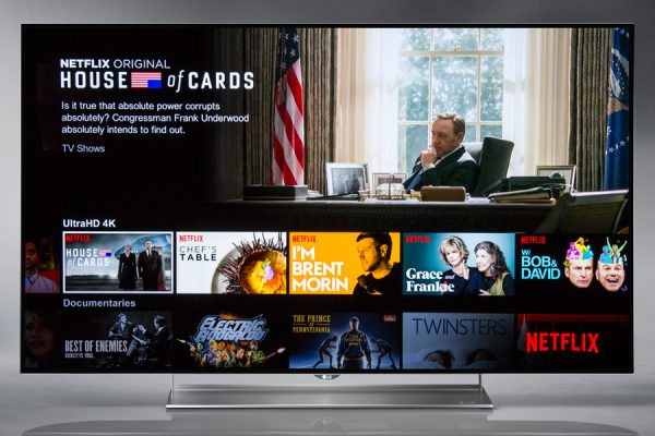 installare Netflix su Smart Tv Panasonic