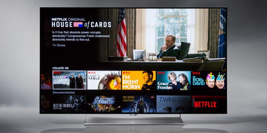 installare Netflix su Smart Tv Panasonic